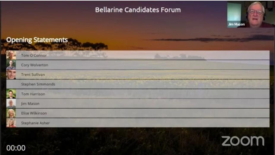 Link to Bellarine Ward Forum